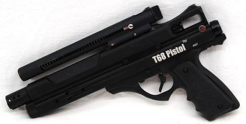 Used RAP4 T68 Paintball Pistol