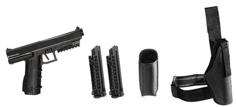 Tiberius Arms T8.1 Paintball Pistol Player's Pack - Left Hand - Tiberius Arms