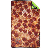 Exalt Team Size Microfiber - Pizza Pepperoni
