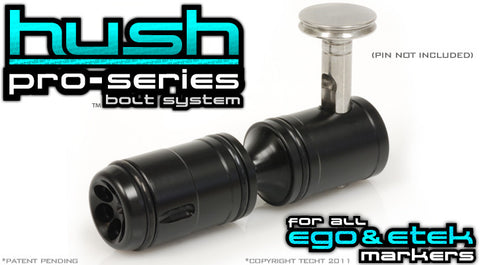 Techt Pro Series Hush Bolt for Planet Eclipse Ego & Etek Markers - TechT