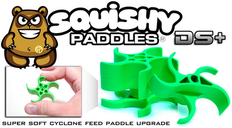 TechT Tippmann Cyclone Squishy Paddles