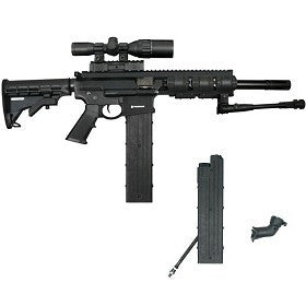 Tiberius Arms T4 First Strike Paintball Gun