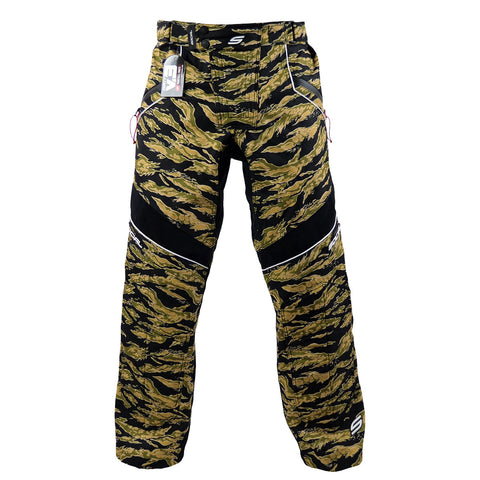 Social Paintball Grit V3 Pants - Tigerstripe LE - XL/2XL - Social Paintball