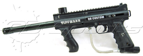 Used Tippmann Sports 98 Custom Gun