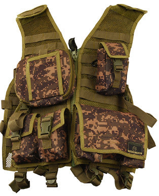 Tippmann Assault Tactical Paintball Vest