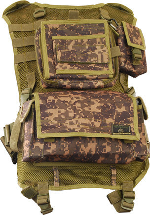 Tippmann Patrol Tactical Paintball Vest Large - Tippmann Sports