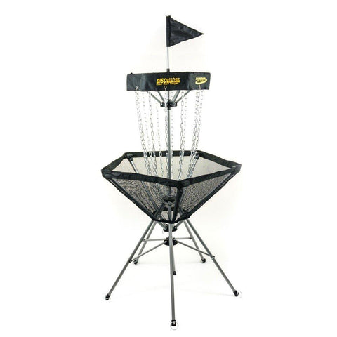 Innova Discatcher Traveler Portable Disc Golf Target - Innova