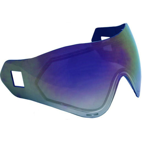 Sly Profit Goggle System Replacement Lens - Mirror Blue Gradient