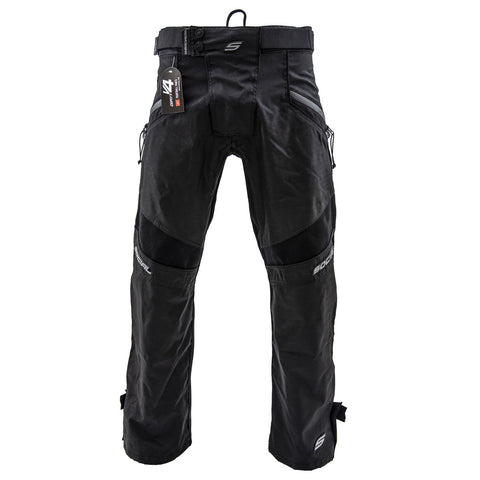 Social Paintball Grit V4 Pants - Stealth Black - M/L - Social Paintball