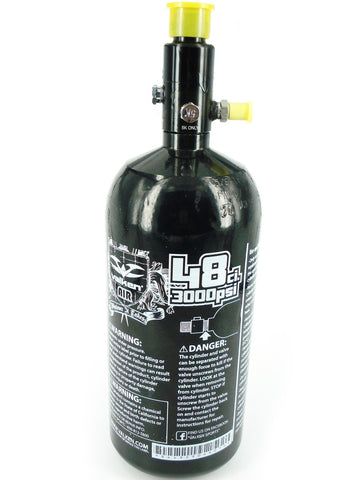 New Valken 48/3000 N2 Compressed Air Tank For Paintball