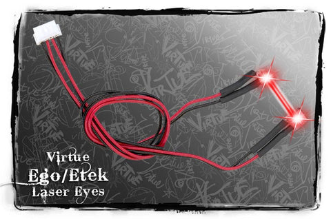 Virtue Ego/Etek/GEO Laser Eye - Red