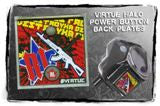 Virtue Russian Legion Halo/Empire Power Button Backplate - Virtue