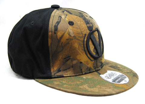 Virtue Stretch Fit Hat Camo - L/XL - Virtue