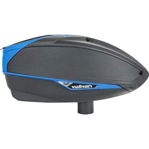Valken VSL Electronic Loader - Black/Blue - Valken Paintball