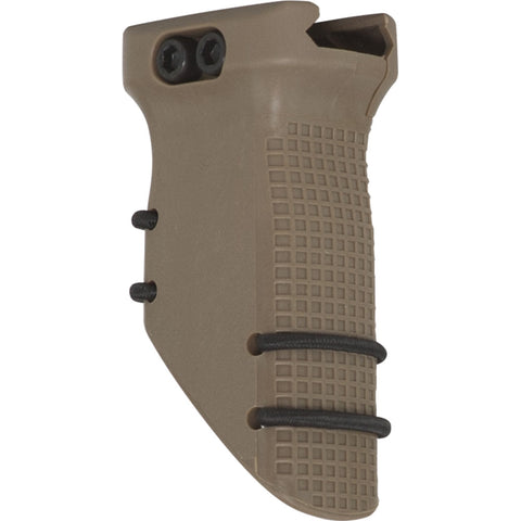Valken Tactical Vertical Grip System VGS Foregrip - Tan - Valken Paintball