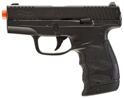 Umarex Walther PPS M2 Airsoft CO2 Pistol - Black - Umarex