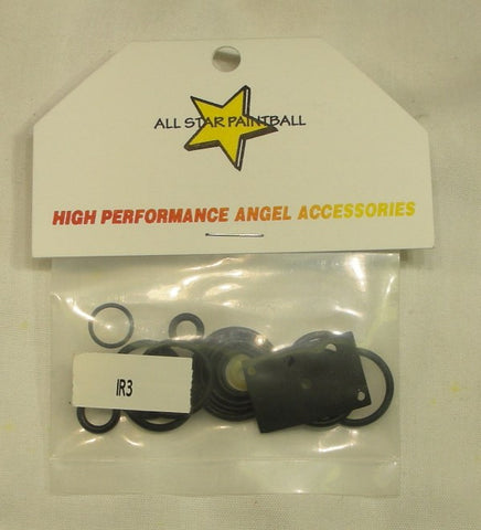 Angel IR3 O-ring Seal Kit - Angel Paintball Sports