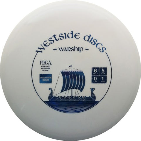 Westside Discs Tournament Warship 177+