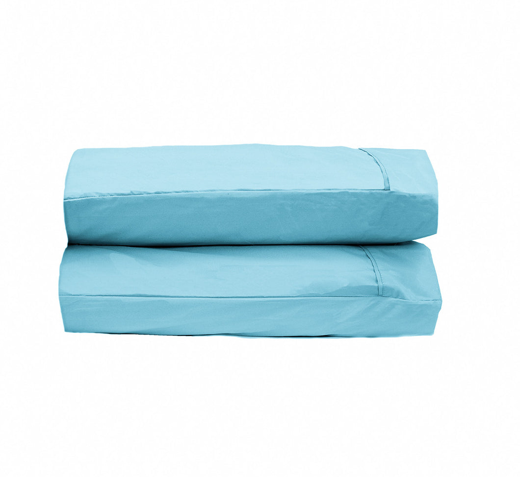 Celeste Blue Pillowcases