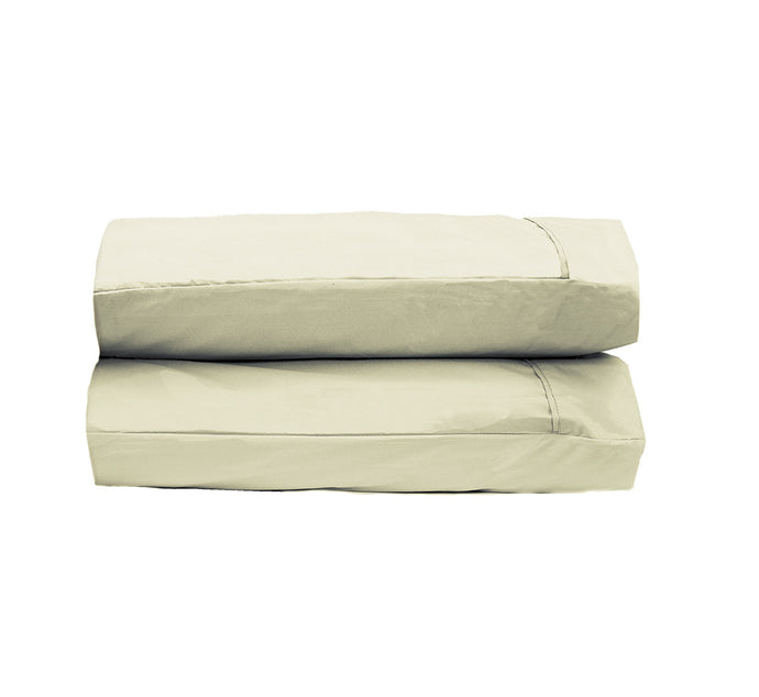 Light Cream Pillowcases