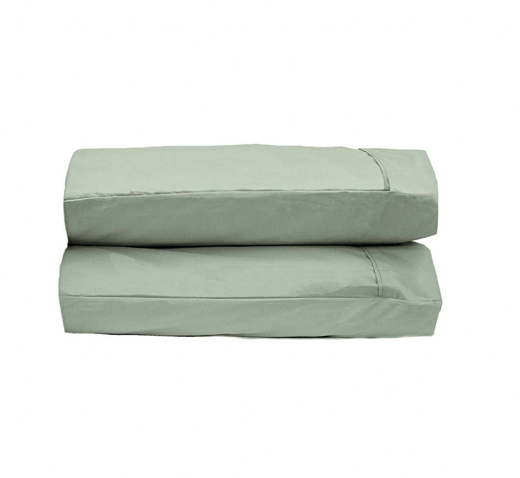 Sage Pillowcases