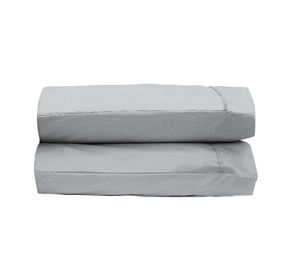 Silver Pillowcases