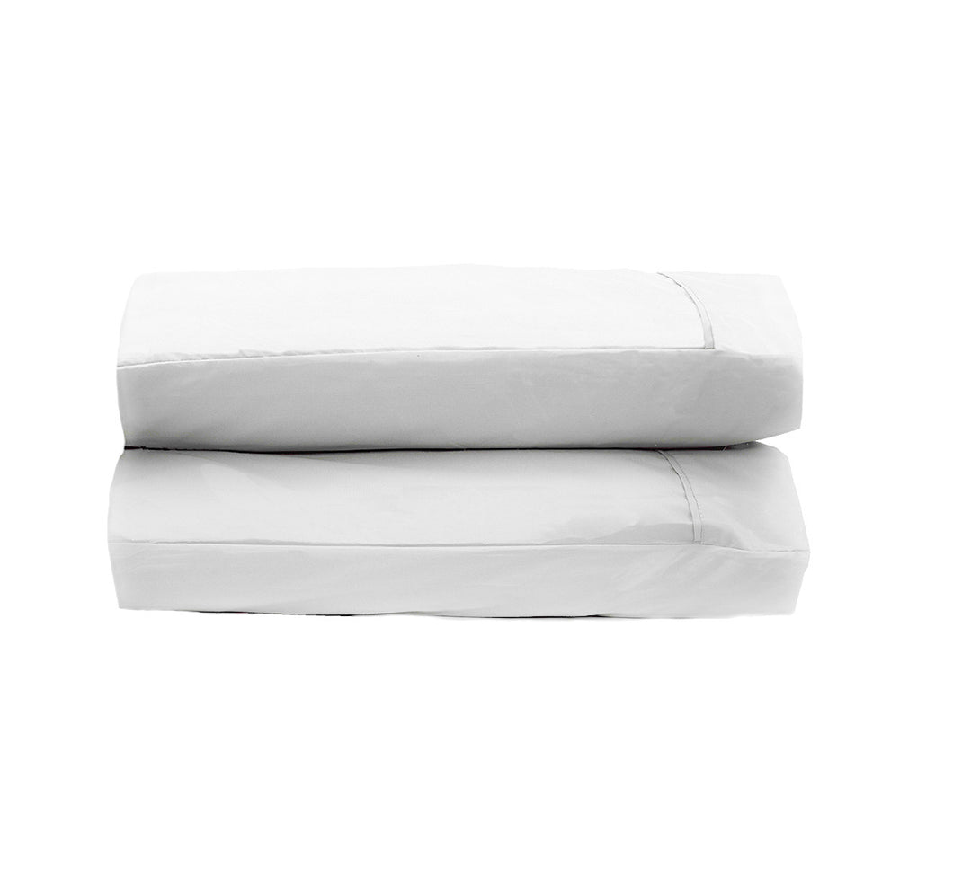 White Pillowcases