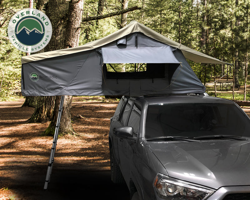Overland Vehicle Solutions Nomadic 2 Extended Roof Top Tent