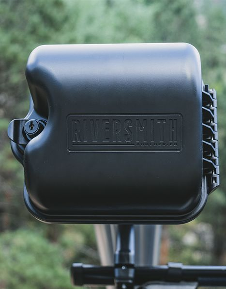 Riversmith - 2 BANGER FLY ROD HOLDER (available in 2 colors)