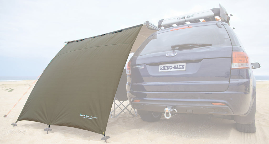 Rhino Rack Sunseeker Awning Side Wall