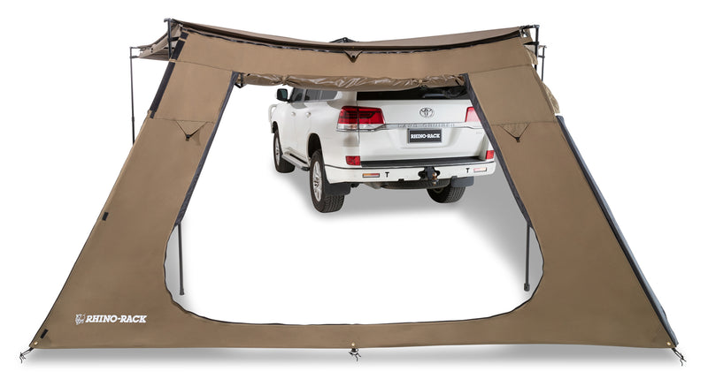 Rhino Rack Batwing Tapered Extension with Door
