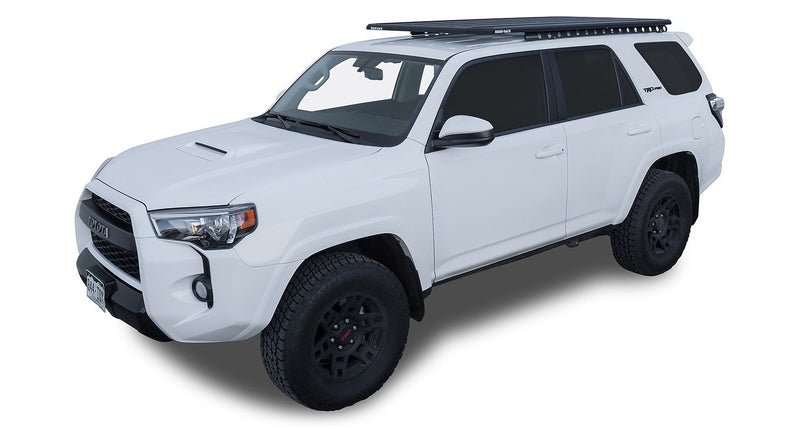 Toyota 4runner Rhino Rack Backbone and Pioneer Platform Roof Rack