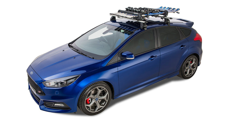 Ski and Snowboard Carrier - 6 Skis or 4 Snowboards