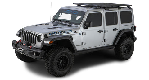 Jeep Wrangler Racks & Accessories
