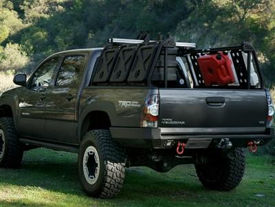 LEITNER DESIGNS Active Cargo System - 2005-2015 TOYOTA TACOMA SHORT BED