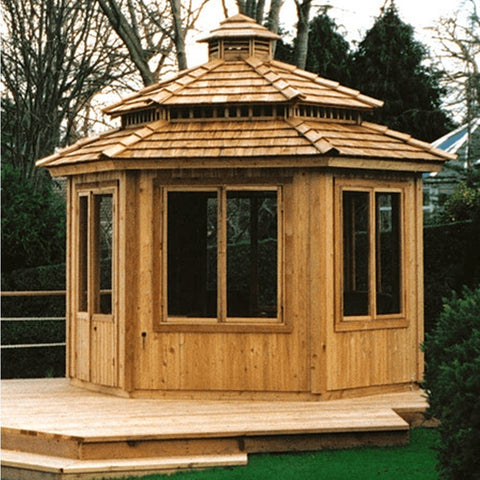 Cedarshed All Season Gazebo Kit