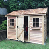 Image of Cedarshed Backyard Cabanas Multipurpose Shed