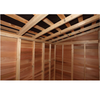 Image of Cedarshed Lean to Shed Storage Prefab Studio Shed Kit