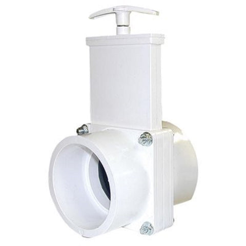 "Coburn PVC Gate Valve for 6"" Line"