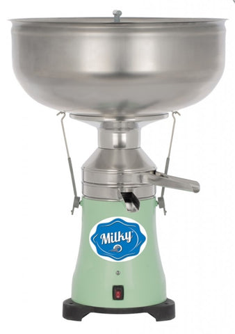 "Milky FJ 130 ERR Electric Milk Cream Separator ""Longlife"" (115V)"