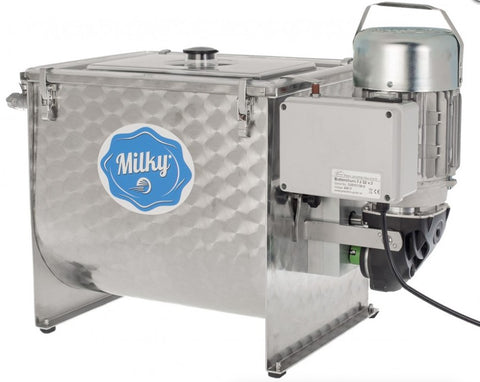 Milky Day Electric Butter Churn Machine FJ 32 (115V)