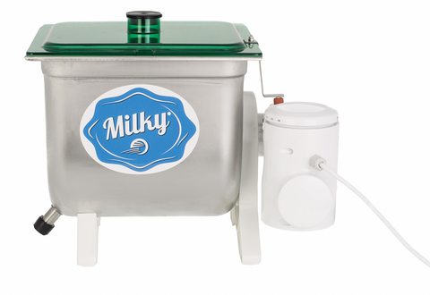 Milky Electric Butter Churn Machine FJ 10