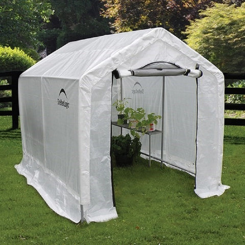 ShelterLogic GrowIT Backyard Greenhouse 6 x 8 Ft.