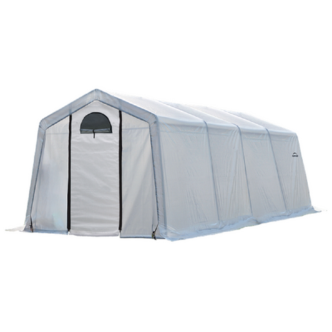 ShelterLogic GrowIT Greenhouse-in-a-Box with Easy-Flow 10 X 20 X 8 Ft.