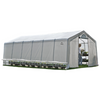 Image of ShelterLogic GrowIT Heavy Duty Greenhouse 12 X 24 X 8 Ft.