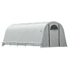 Image of ShelterLogic GrowIT Heavy Duty Round Greenhouse 12 X 20 X 8 Ft.