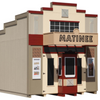 Image of Little Cottage Company Matinee Playhouse - Little Cottage Village