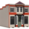 Image of Little Cottage Company Law Office Playhouse - Little Cottage Village