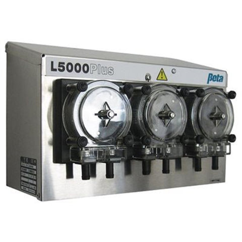 Coburn L5000 Plus Peristaltic Pump Panel