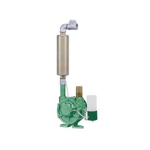 Coburn PV750 Green Vacuum Pump Package